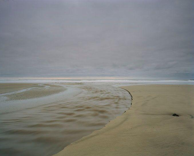 "Markham Johnson, ""Tunitas Creek 1B"", size variable to edition, photograph"