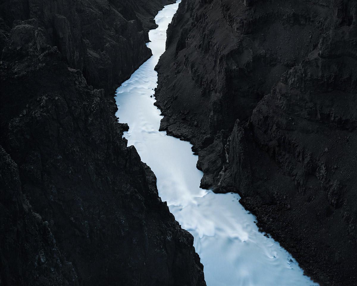 "Jonathan Smith, ""River #4"", photographic print, sizes vary"