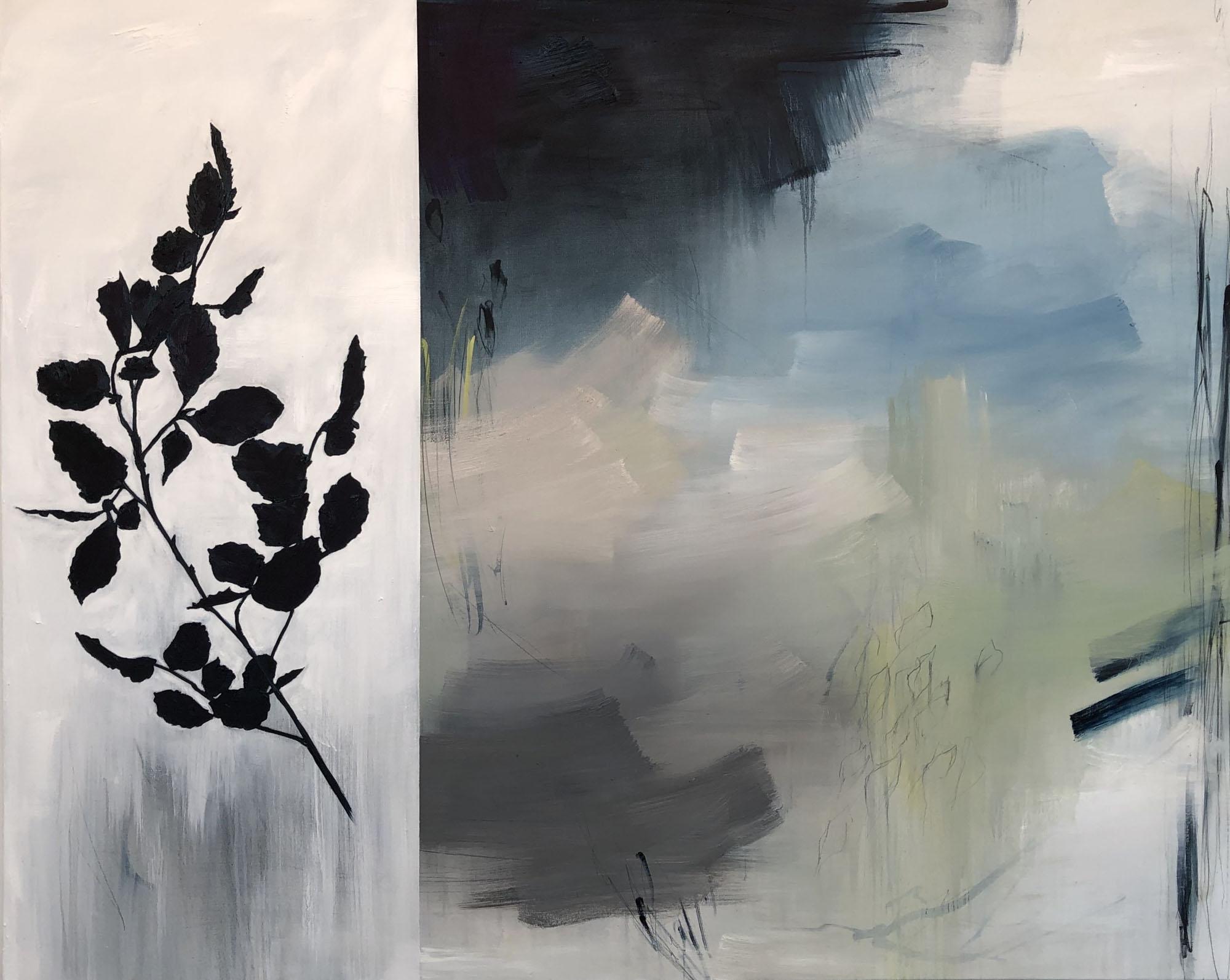 """Monika Steiner, """"Journey Home"""", 48""""x60"""", oil on canvas"""
