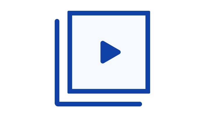 - Video Library & StorageVideos and recordings arestored indefinitely in our secureservers to protect and preserve yourcontent.