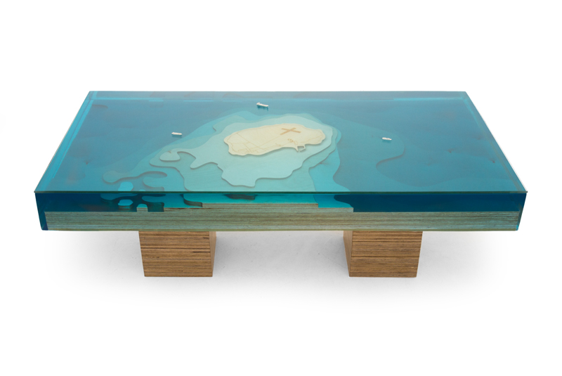 ROBBEN ISLAND COFFEE TABLE - R30 000.00