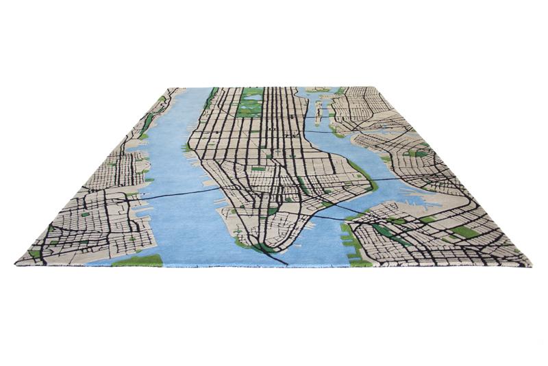 NEW YORK CITY CARPET - R25 000.00