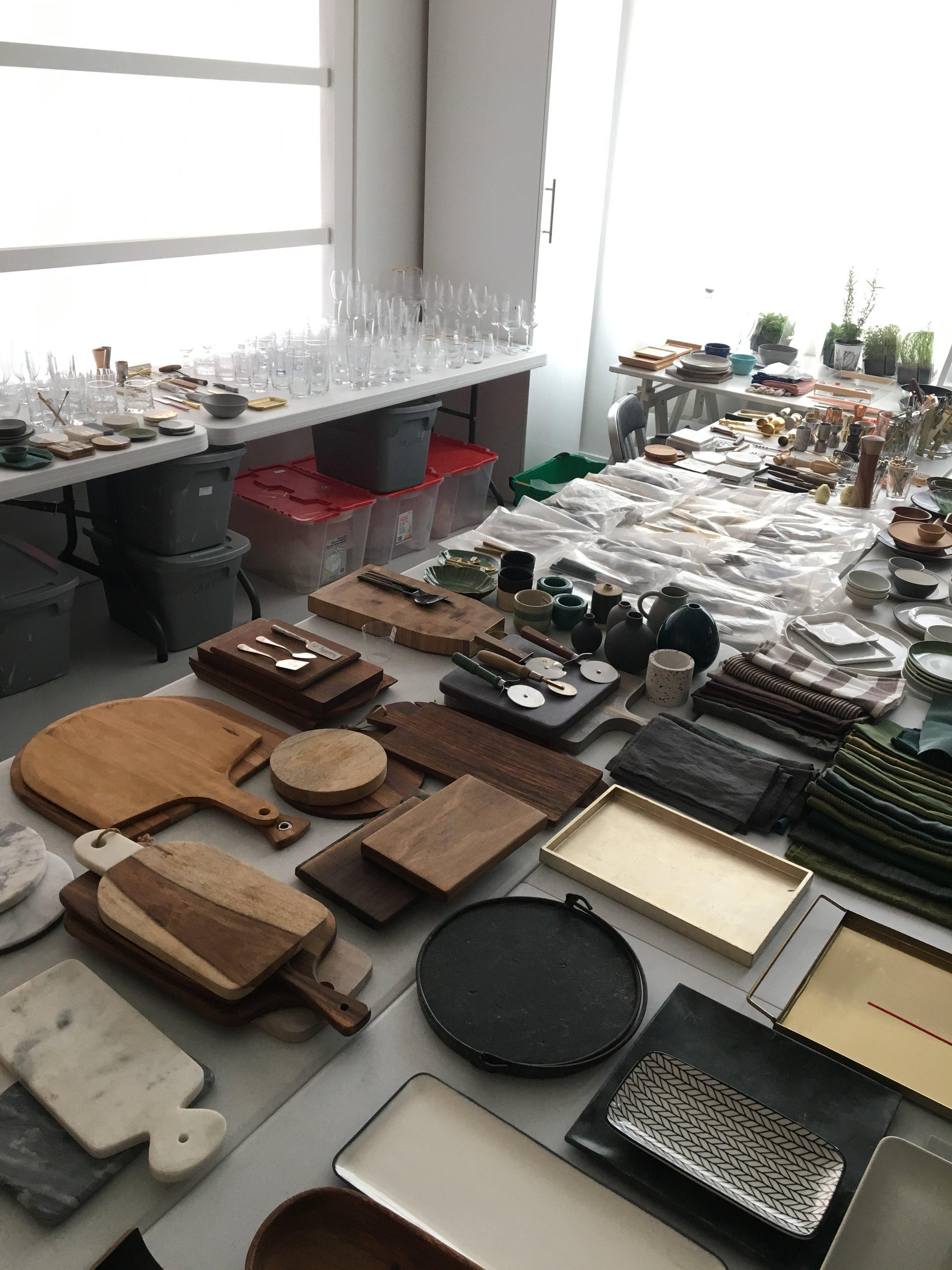 so many props -