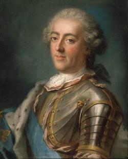 Louis XV by Lundberg