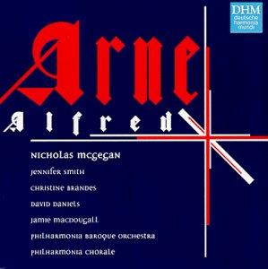 Arne Alfred