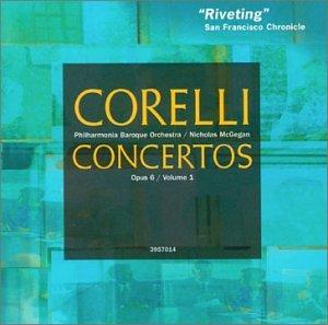Corelli-Concerti-Grossi, Vol 1
