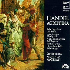 Handel-Agrippina