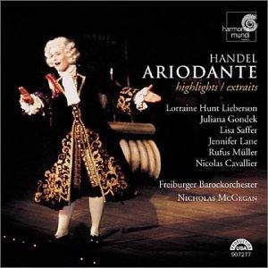 Handel Ariodante