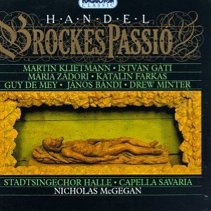 Handel Brockes Passion