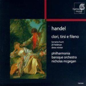 Handel Clori Tirsi e Fileno