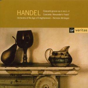 Handel Concerti Grossi