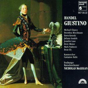 Handel Giustino