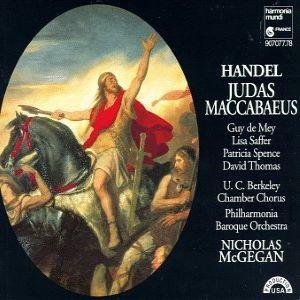 Handel Judas Maccabaeus
