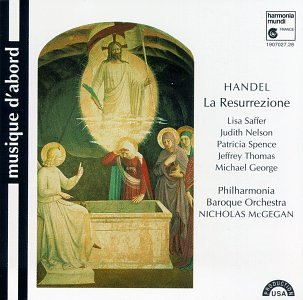 Handel La Resurrezione