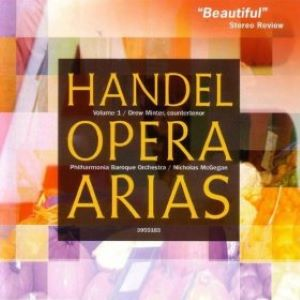 Handel Opera Arias