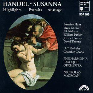 Handel Susanna Highlights