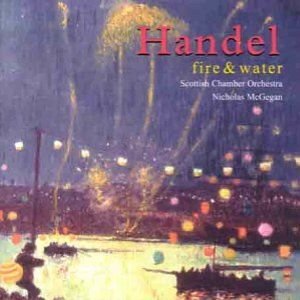 Handel Water Fireworks