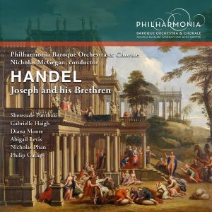 Handel Joseph and his Brethren