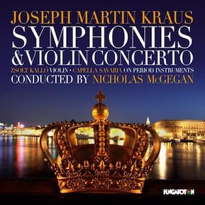 Kraus Symphonies & Violin Concerto