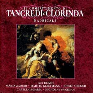 Monteverdi Il Combattimento Di Tancredi E Clorinda