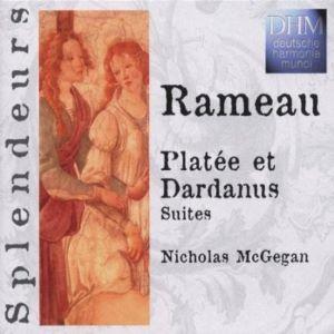 Rameau Platee et Dardanus Suites