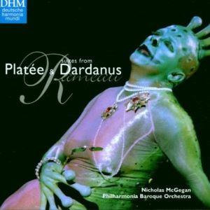 Rameau Suites from Platee & Dardanus