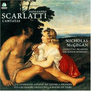 Scarlatti Cantatas Volume 1