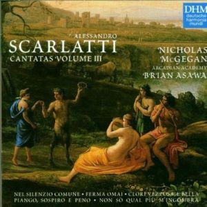 Scarlatti Cantatas Volume 3