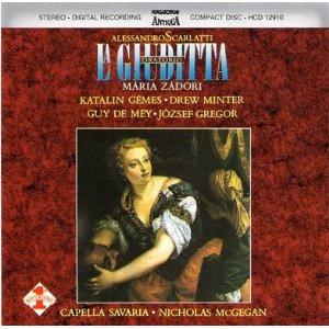 Scarlatti La Giuditta