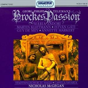 Telemann Brockes Passion