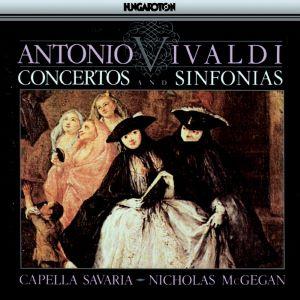 Vivaldi Concertos & Sinfonias