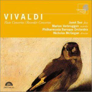 Vivaldi Flute Concertos Recorder Concertos