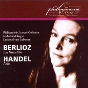 Berlioz Les Nuits d'ete