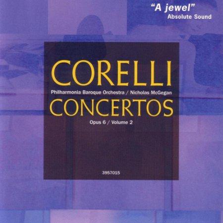 Corelli Concerti Grossi, Vol. 2