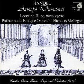 Handel - Arias for Durastanti