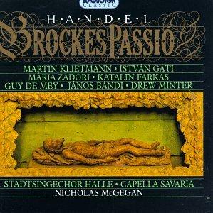 Handel - Brockes Passion