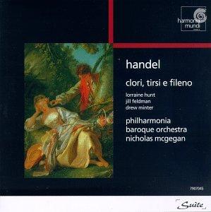 Handel - Clori, Tirsi e Fileno
