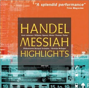 Handel - Messiah (Highlights)