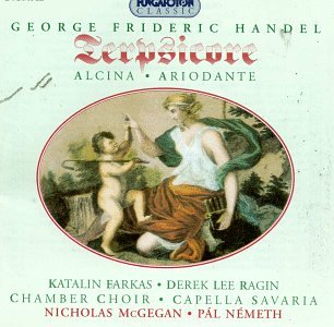 Handel - Terpsichore/Alcina/Ariodante