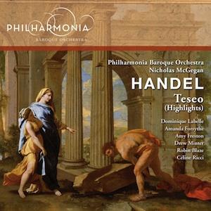 Handel - Teseo (Highlights)