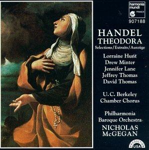 Handel - Theodora