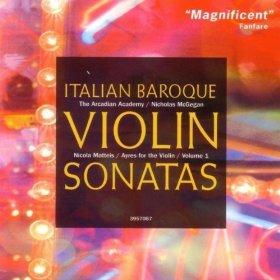 Matteis: Italian Baroque Violin Sonatas