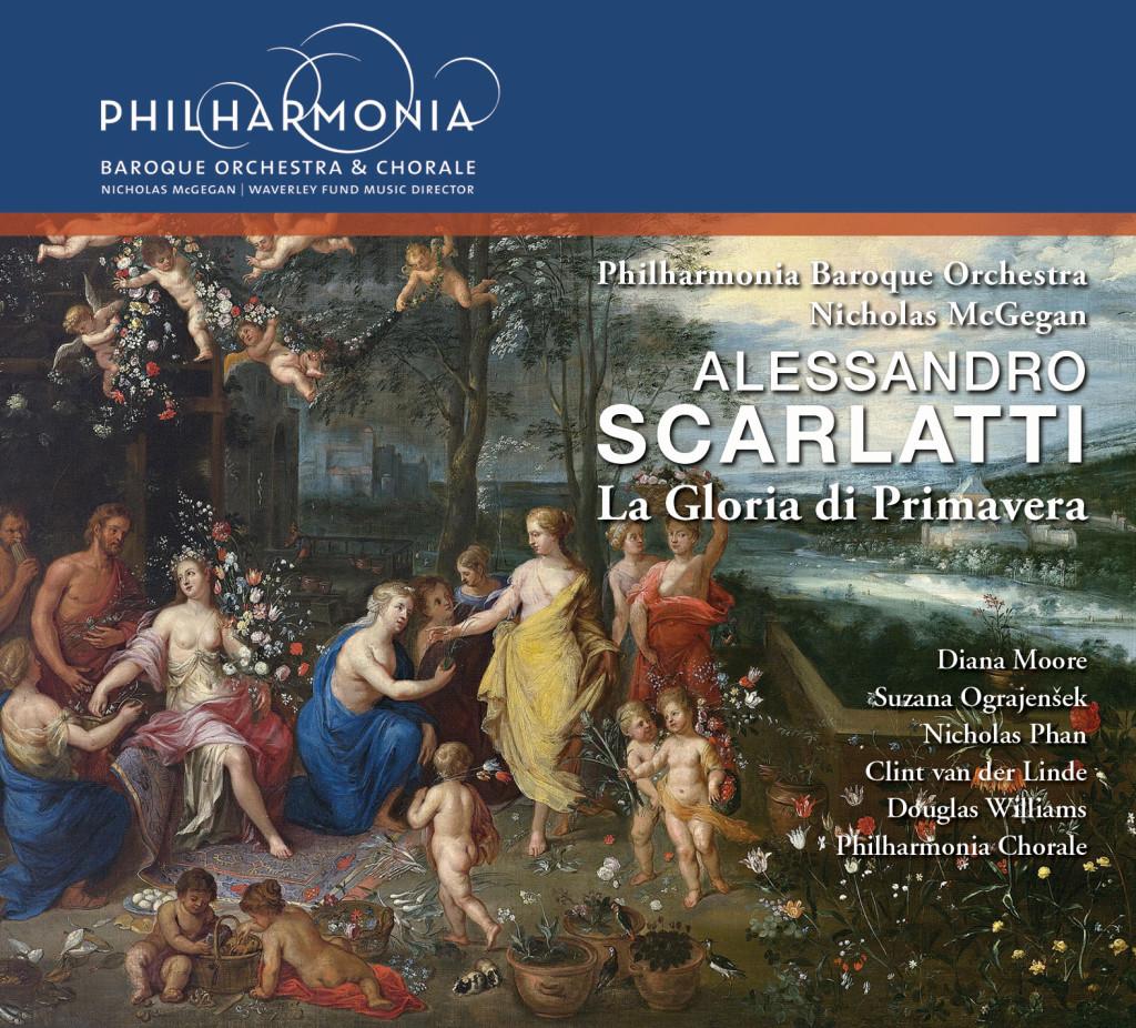 Scarlatti, Alessandro: La Gloria di Primavera