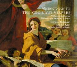 Scarlatti: The Cecilian Vespers