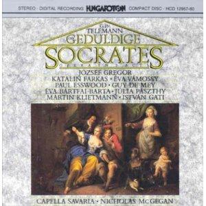 Telemann - Der Geduldige Socrates