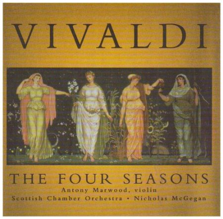 Vivaldi: The Four Seasons; Concertos