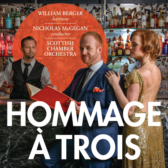 William Berger: Hommage A Trois