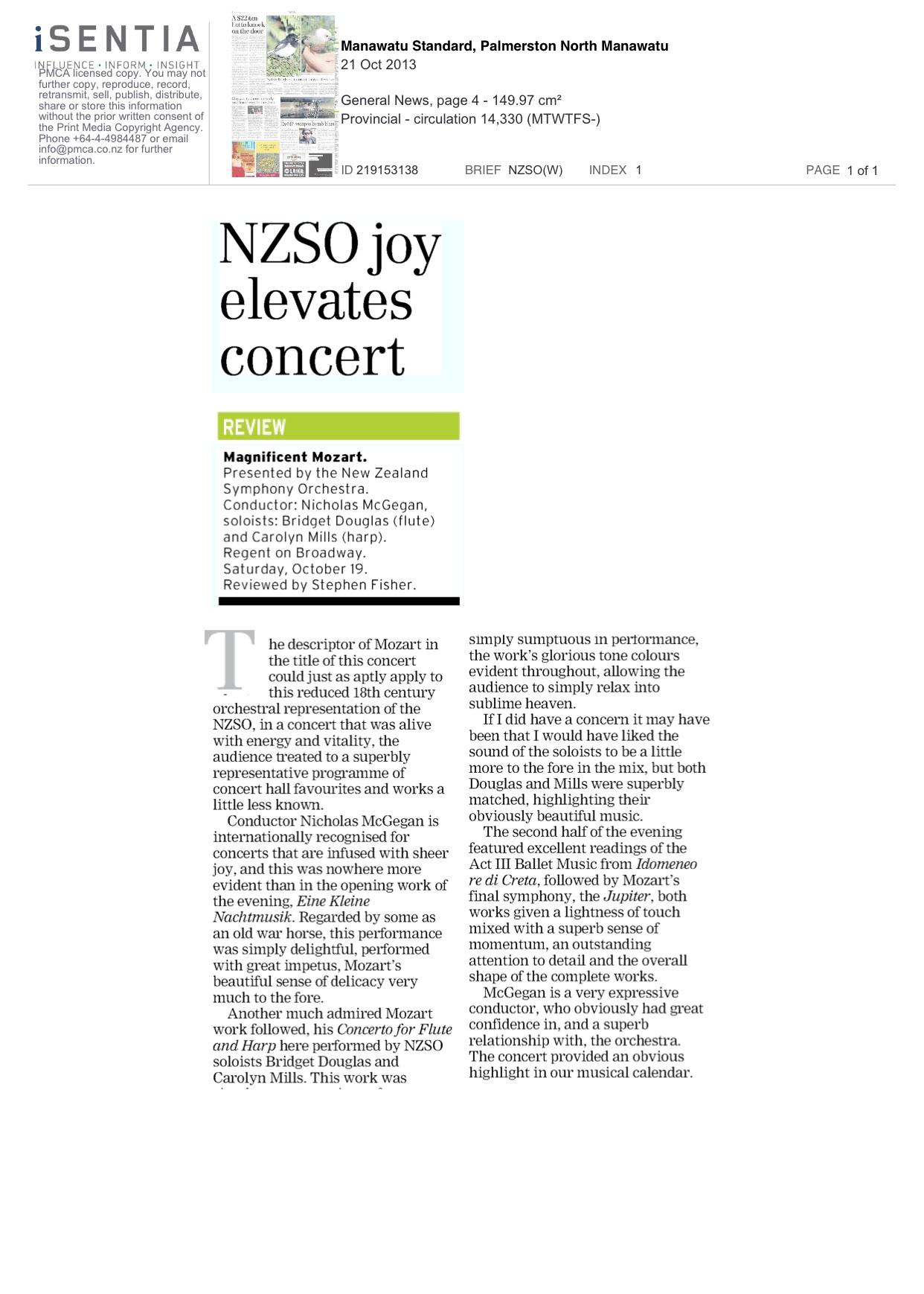 Manawatu-Standard-Palmerston-North.MagMozart.Review.21.10.13
