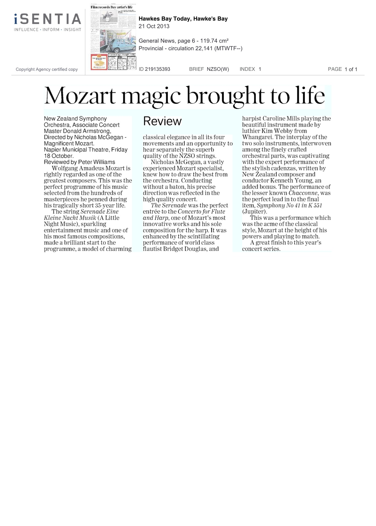 HawkesBayToday.MagMozartReview.21.10.13