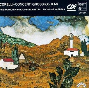 Corelli Concerti Grossi Op.6 nos 1-6